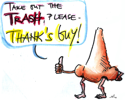 trash-out
