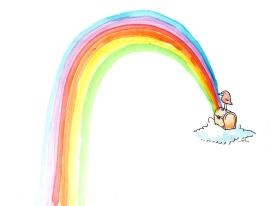 Regenbogenschatz
