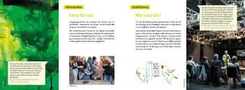 Kulturagentenprogramm Broschüre für Interessierte